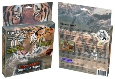New Tigra's Flyer Packaging