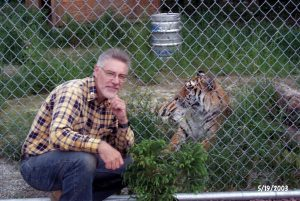 Jason and Tigra - Save the Tigers
