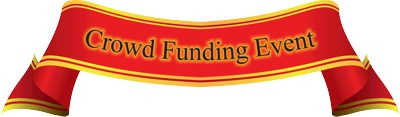 Crowd Funding Event Banner