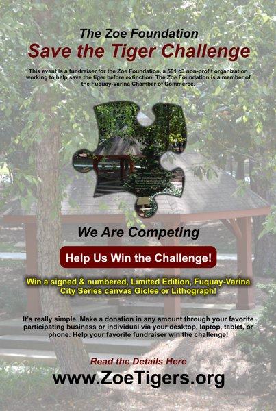Fuquay-Varina Challenge Poster